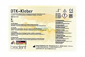 Bredent - DTK Kleber  clear / opak készlet; utántöltő