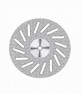 BAOT Diamond Disc fine double sided  0,2 x 19 mm