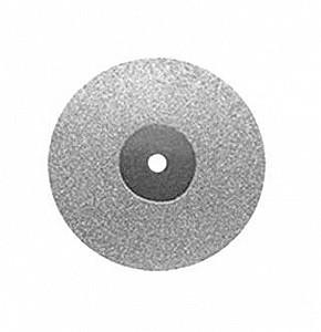 BAOT Diamond Disc medium double sided  0,3 x 22 mm