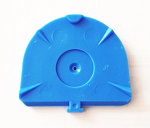 IndepenDent Dental Base blue