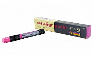 Bredent crea.lign PASTE GUM Light curing composite nanofilled 3g