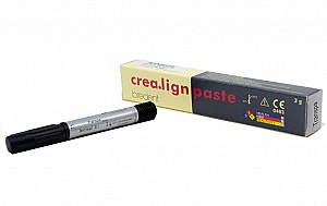 Bredent crea.lign PASTE TRANSPA. opal Light curing composite 3g