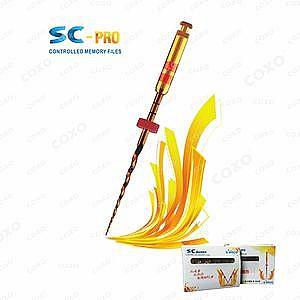 COXO SC-PRO NiTi Gyökérkezelő tű (gépi)